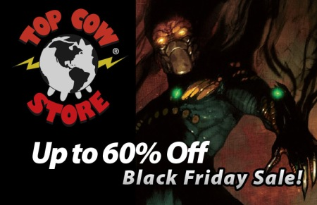 Top Cow Black Friday Sale
