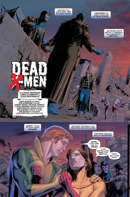 Chaos War: X-Men #1 PREVIEW2