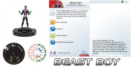 Heroclix Beast Boy
