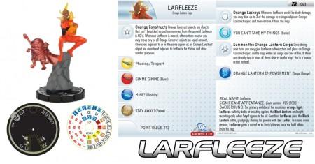 Heroclix Larfleeze