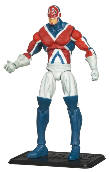 Marvel Universe Captain Britain