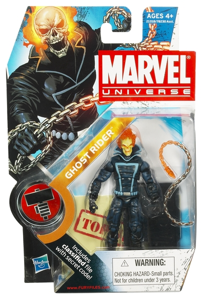 Marvel Universe Ghost Rider Package