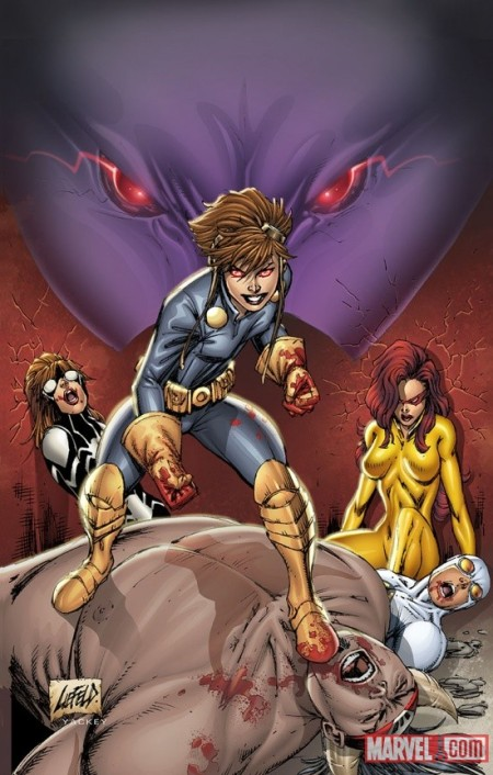 Onslaught Unleashed Liefeld Variant A