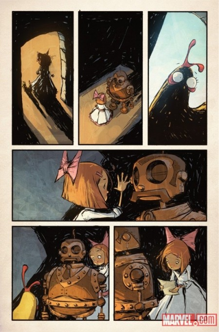Ozma Of Oz #2 PREVIEW4