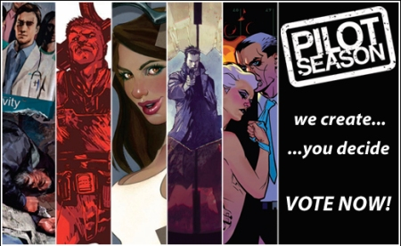 Pilot Season 2010 vote now