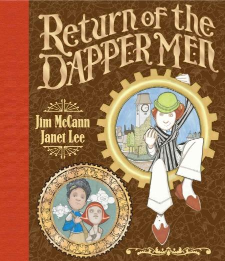 Return of the Dapper Men Cover