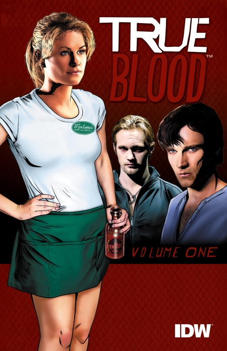True Blood HC cover