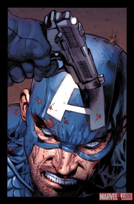 Ultimate Comics Captain America #1 Preview1