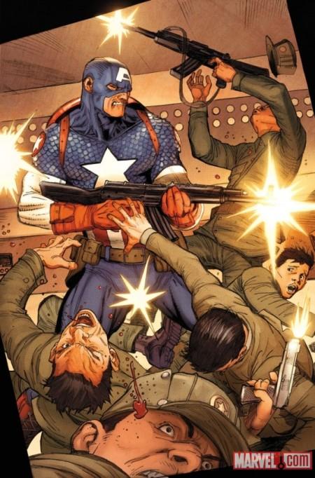 Ultimate Comics Captain America #1 Preview3
