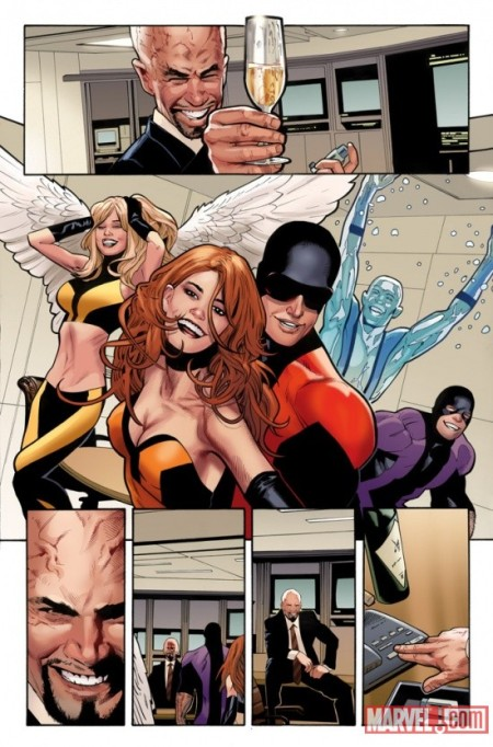 Uncanny X-Men #531 Preview4
