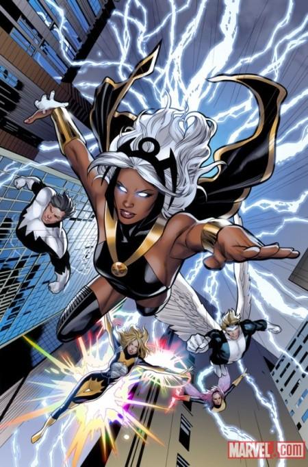 Uncanny X-Men #531 Preview5