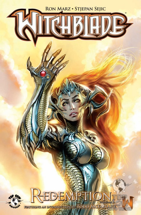 Witchblade: Redemption Vol 1 Cover_stamped_lo