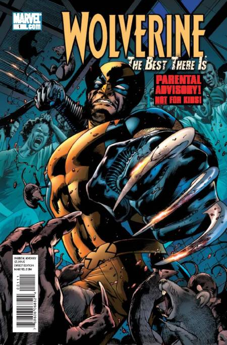 Wolverine: Best There Is #1 Cover