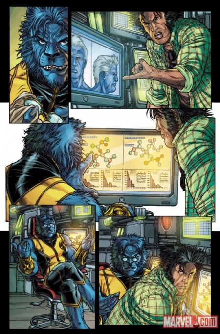 Wolverine: The Best There Is #2 PREVIEW1