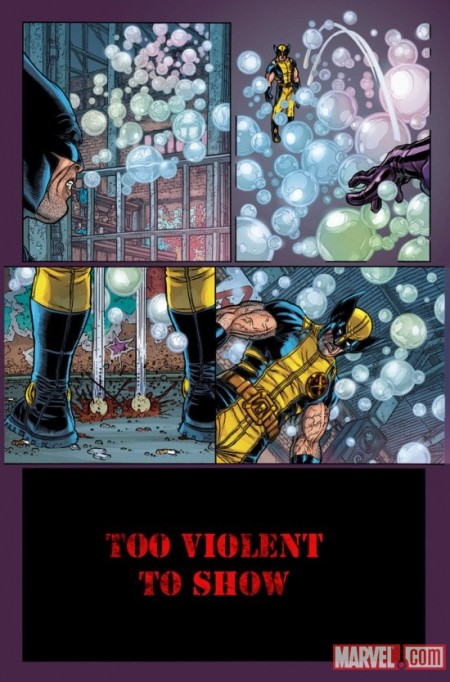 Wolverine: The Best There Is #2 PREVIEW3