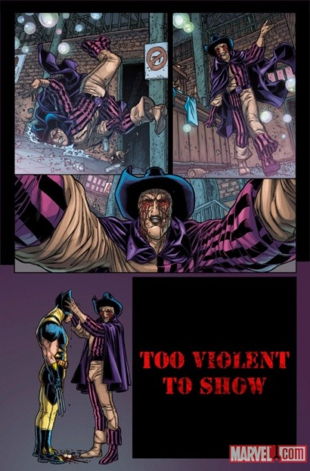 Wolverine: The Best There Is #2 PREVIEW4