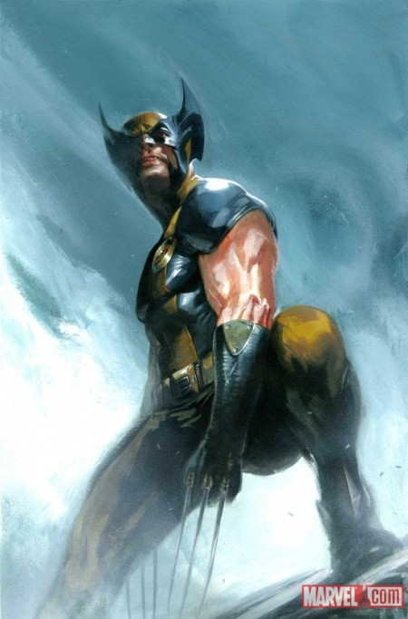 Wolverine: Best There Is #1 Cover DELLOTTO