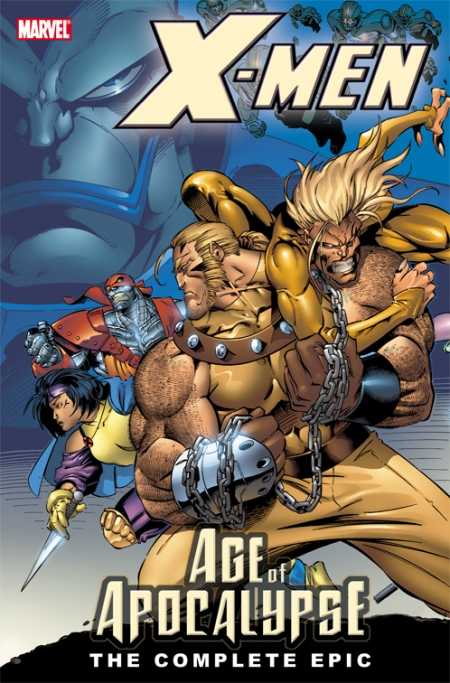 X-Men: Age of Apocalypse V1 cover