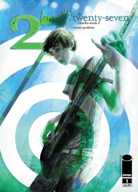 27 #1 Cover