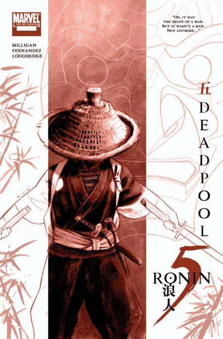 5 RONIN Deadpool Cover