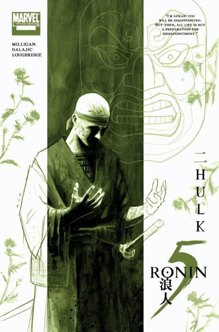 5 RONIN Hulk Cover