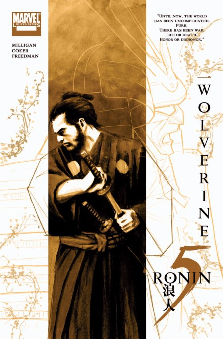 5 RONIN Logan cover