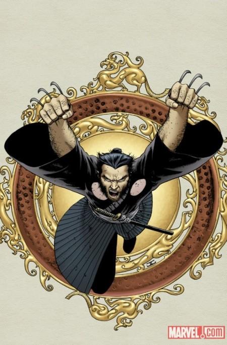 5 Ronin Wolverine