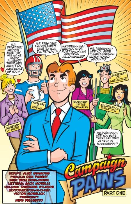 Archie #616 1