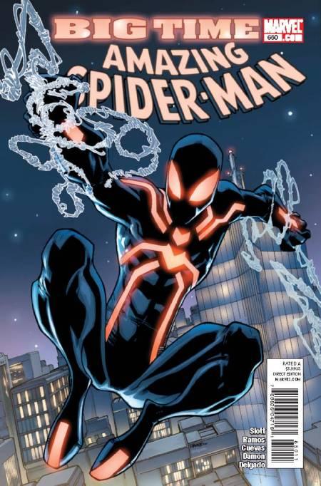Amazing Spider-Man #650