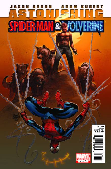 Astonishing Spider-Man &Wolverine #4