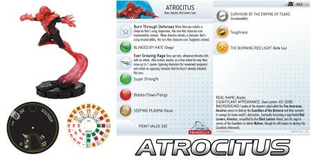 Heroclix Atrocitus