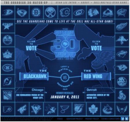 Blackhawk vs Red Wing