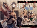 Caligula #1 wrap