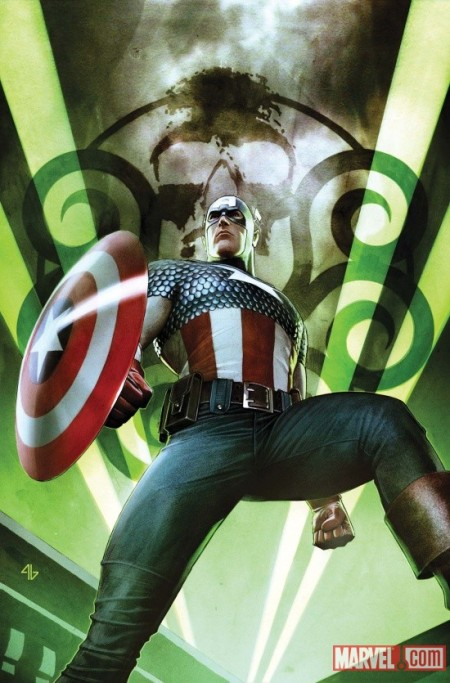 Captain America: Hail Hydra #1 cover