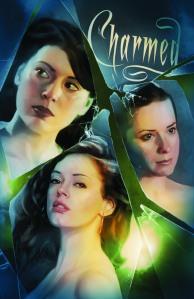 Charmed 10 Cover A- Seidman