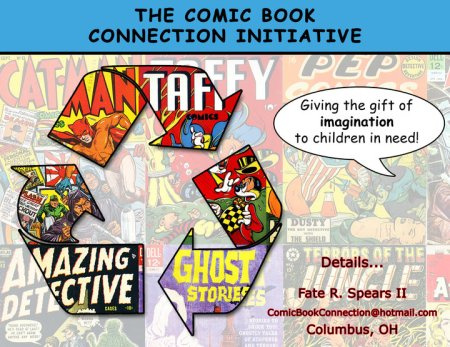 Comic Book Connection Initiative