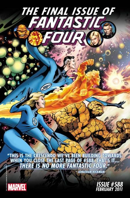 Fantastic Four #588
