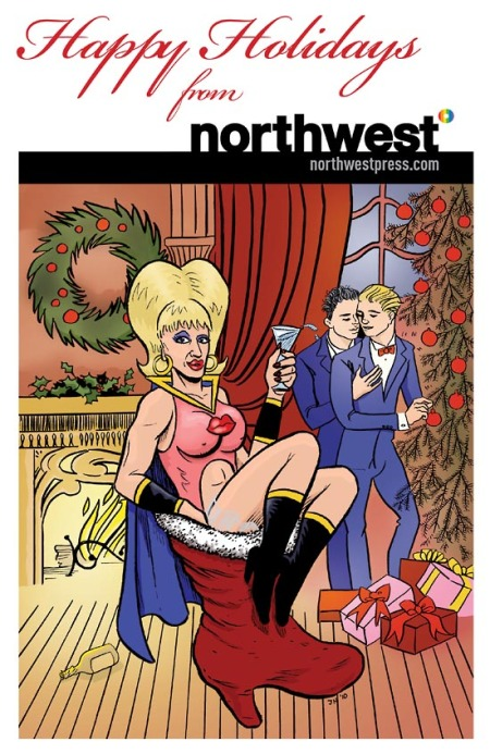 Happy Holidays from Northwest Press
