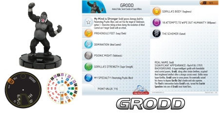 Heroclix Grodd
