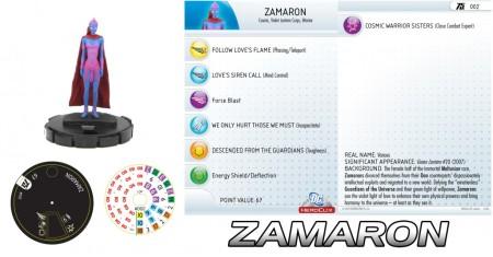 Heroclix Zamaron
