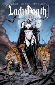 Lady Death #3 regular