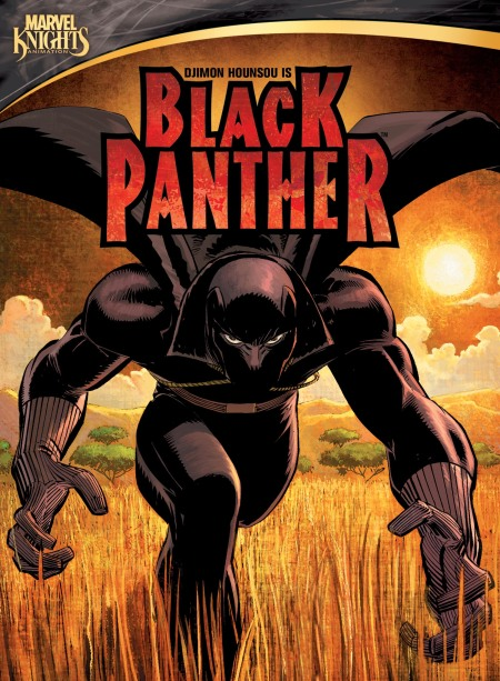 Marvel Knights Animation Black Panther