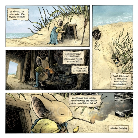 Mouse Guard Black Axe 001 Preview_PG3