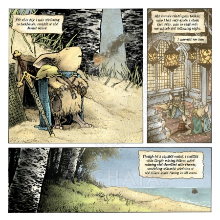 Mouse Guard Black Axe 001 Preview_PG4