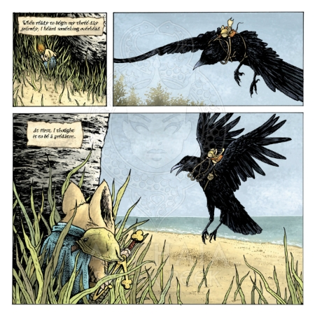 Mouse Guard Black Axe 001 Preview_PG5