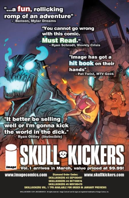 skullkickers vol 1 ad