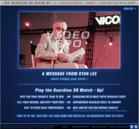 Stan Lee Video