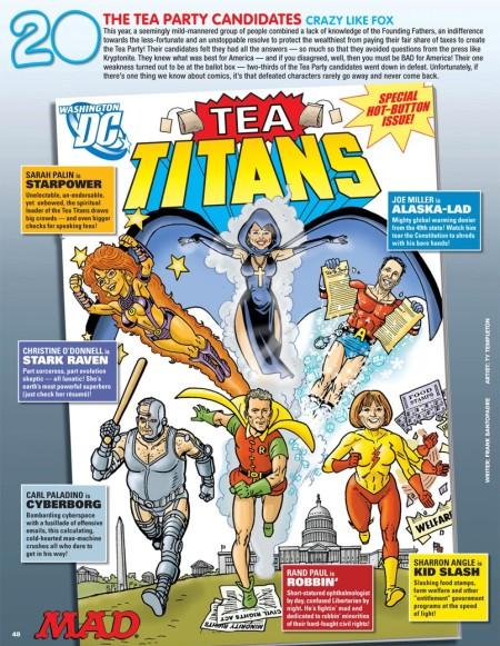 Tea Titans