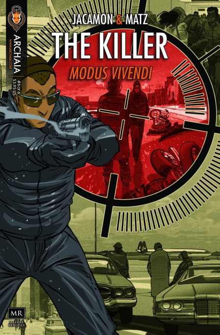 The Killer Modus Vivendi 006 Cover