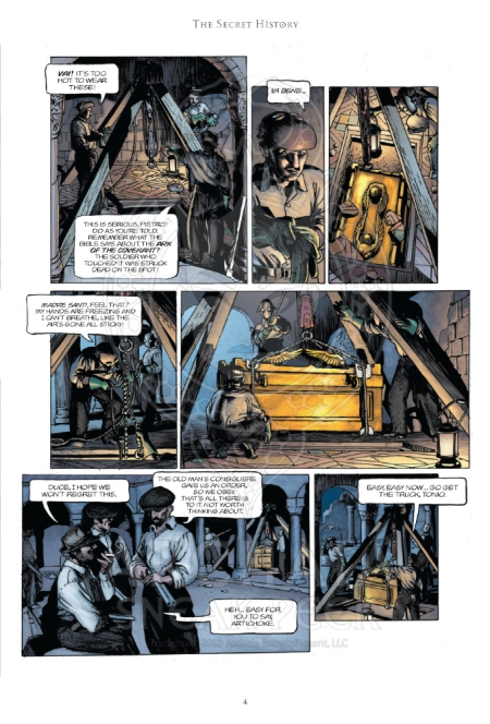 The Secret History 013 Preview_PG2